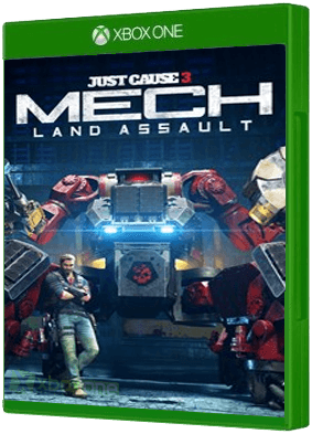 Just Cause 3 - Mech Land Assault