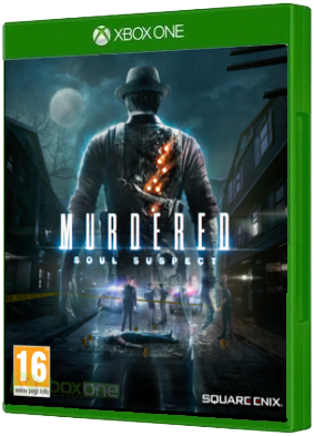 Murdered: Soul Suspect video game, Xbox One, xone