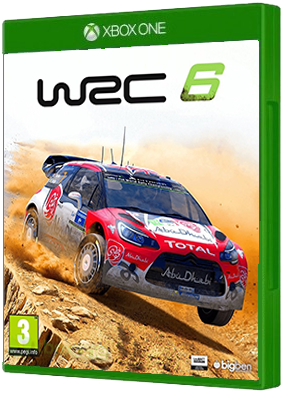 wrc 6 for xbox one xbox one games xbox one headquarters. Black Bedroom Furniture Sets. Home Design Ideas