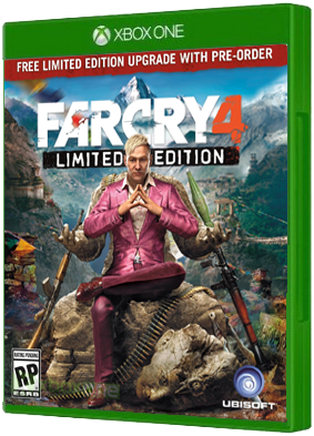 far cry 4 for xbox one xbox one games xbox one. Black Bedroom Furniture Sets. Home Design Ideas