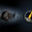 Completing Missions and Unlocking Asteroids