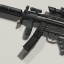 Fully Customised SMG Tactical