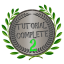 Tutorial Complete - Level 2