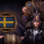 Sweden achievement