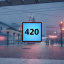 Blaze it achievement