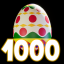 The 1000 Easter Eggs