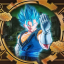 And This...is Vegito Blue! achievement