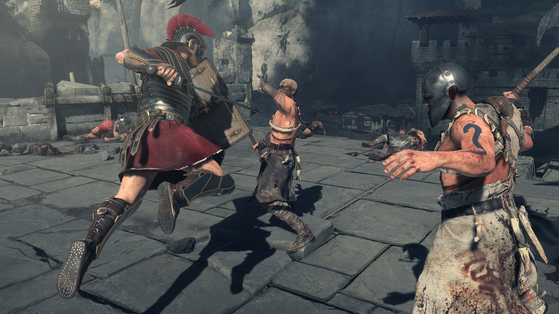 Ryse: Son of Rome screenshot 225