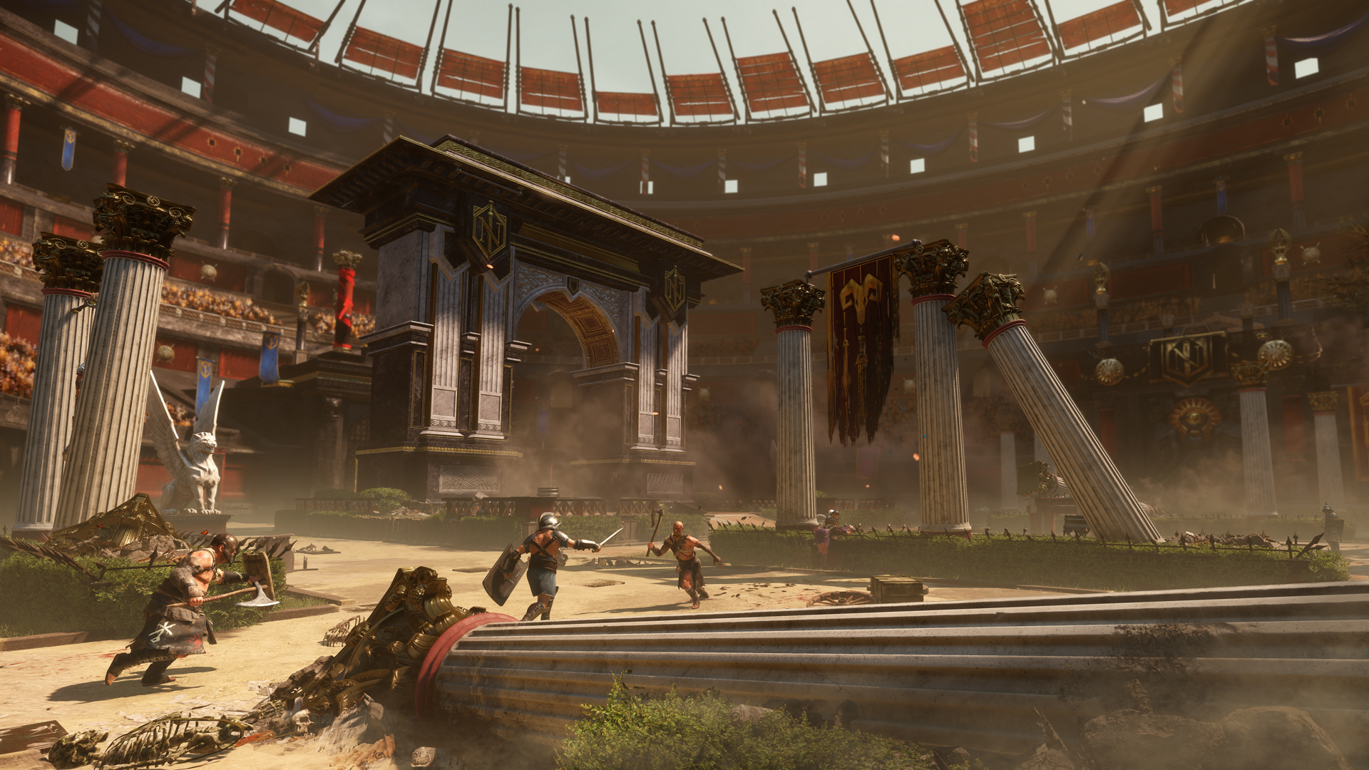 Ryse: Son of Rome screenshot 653
