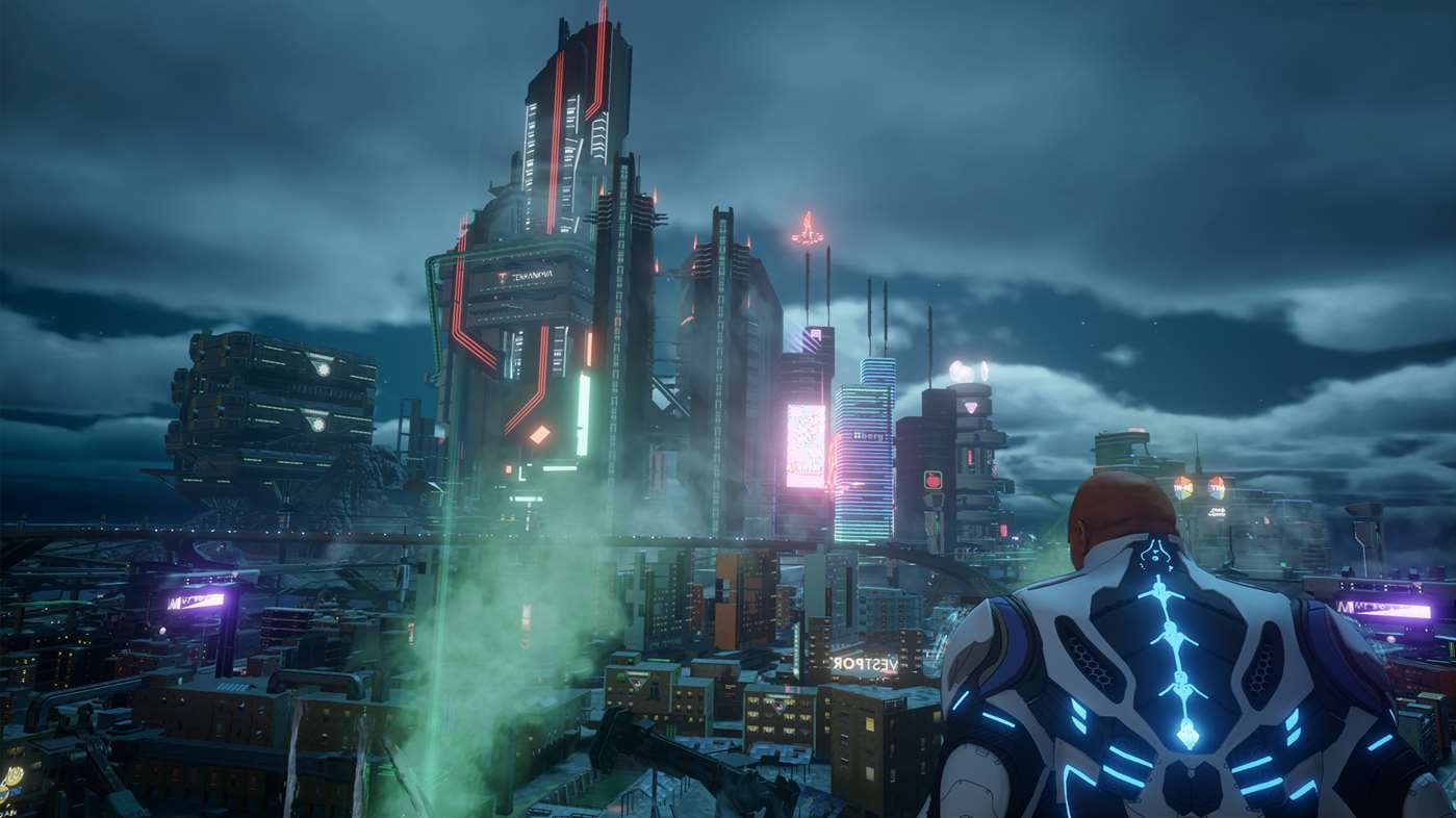 Crackdown 3 screenshot 17567