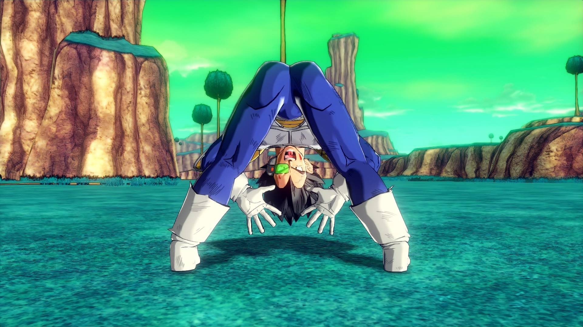 Dragon Ball Xenoverse screenshot 2648