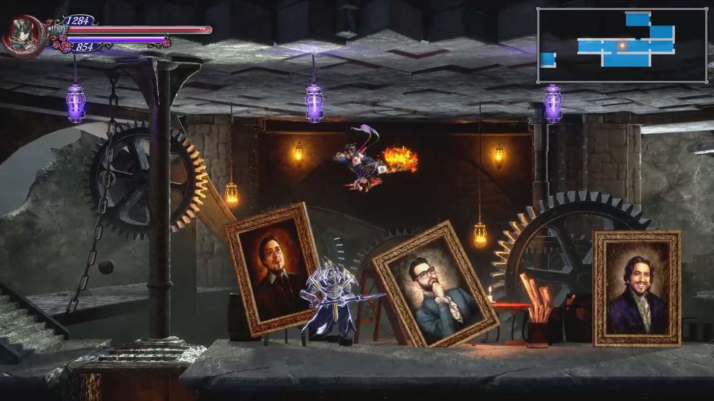 Bloodstained: Ritual of the Night screenshot 20505