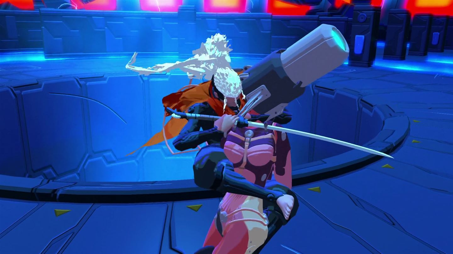 Furi screenshot 8958