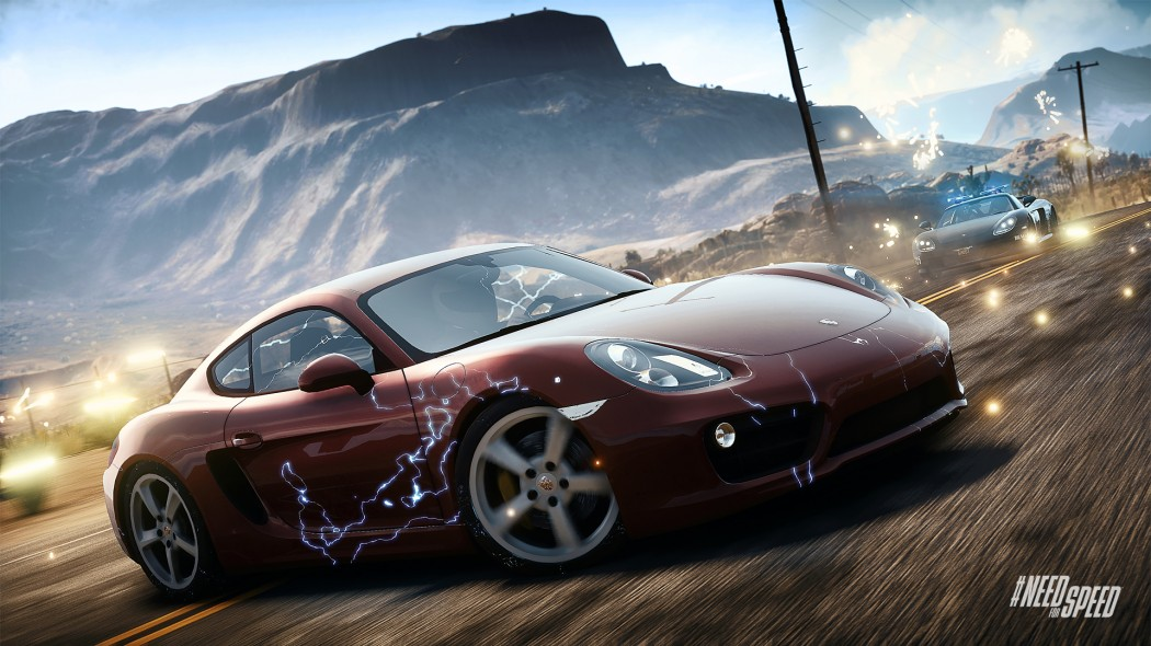 Need for Speed Rivals screenshot 722