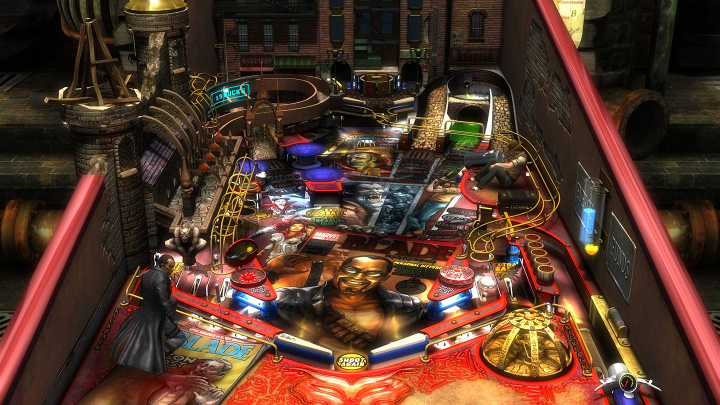 Marvel Pinball: Epic Collection - Volume 1 screenshot 8725