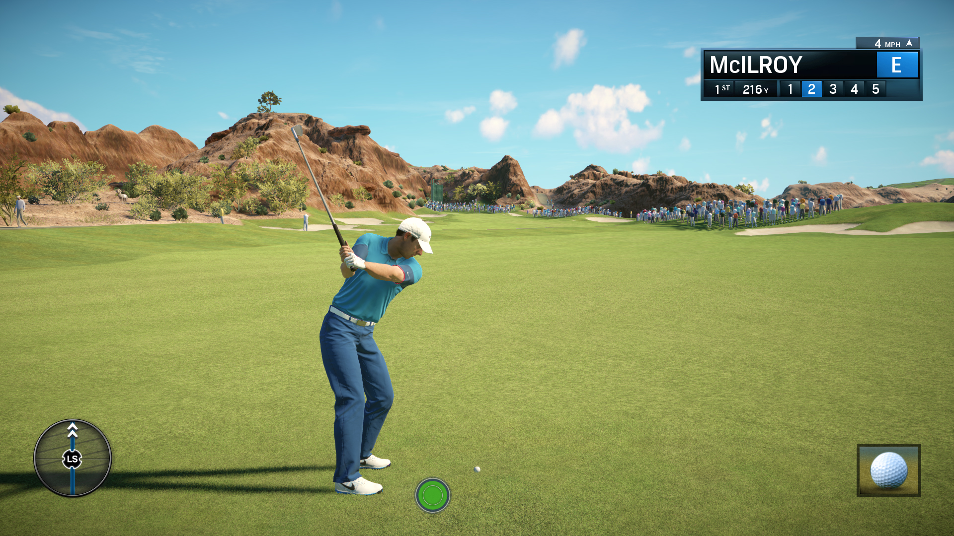EA Sports Rory McILroy PGA Tour screenshot 3598