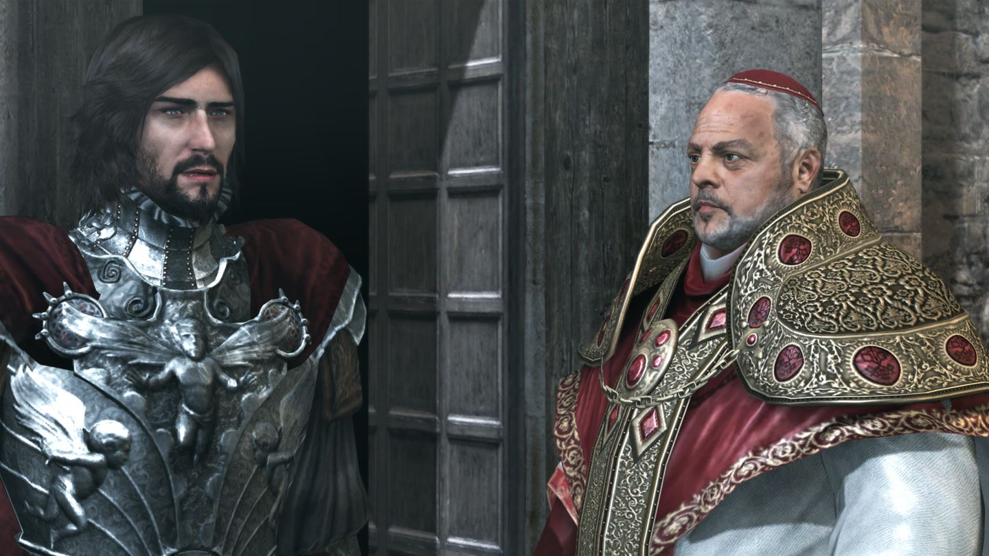 Assassin's Creed: The Ezio Collection screenshot 8771