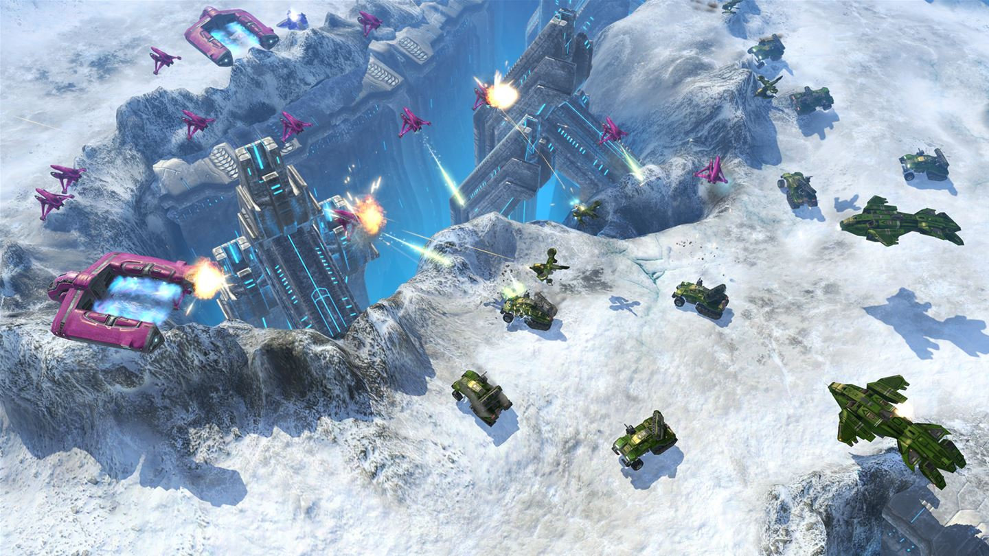 Halo Wars: Definitive Edition screenshot 9184