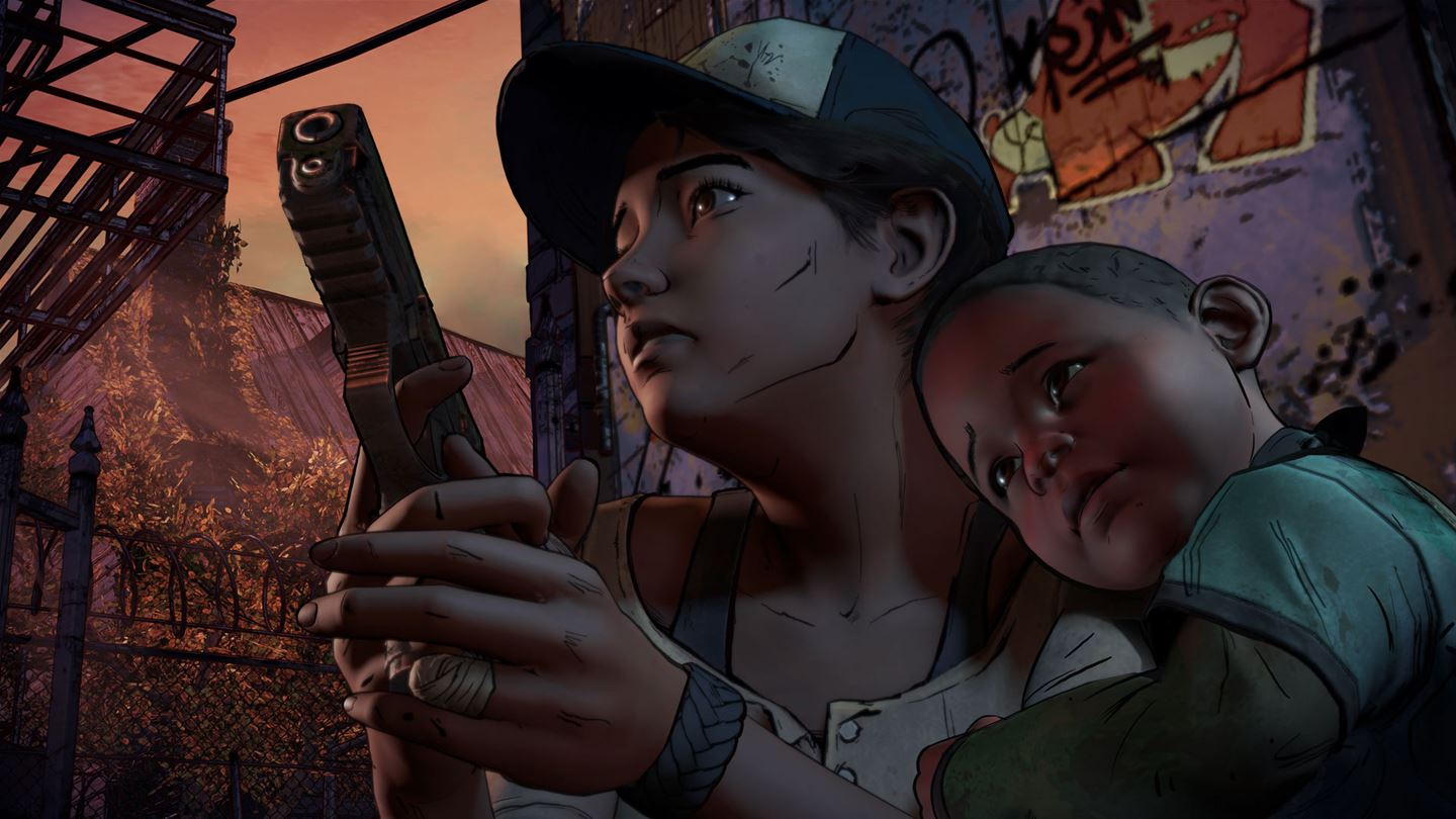The Walking Dead: A New Frontier screenshot 9213