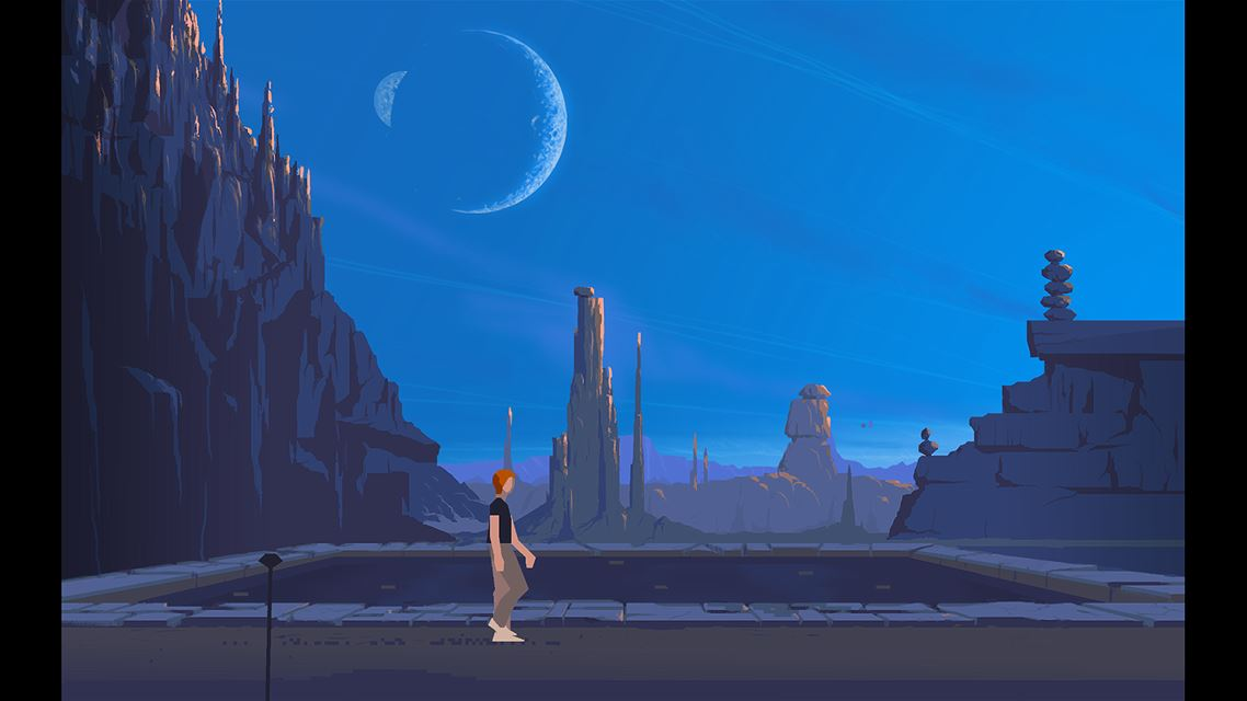 Another World: 20th Anniversary Edition screenshot 1307