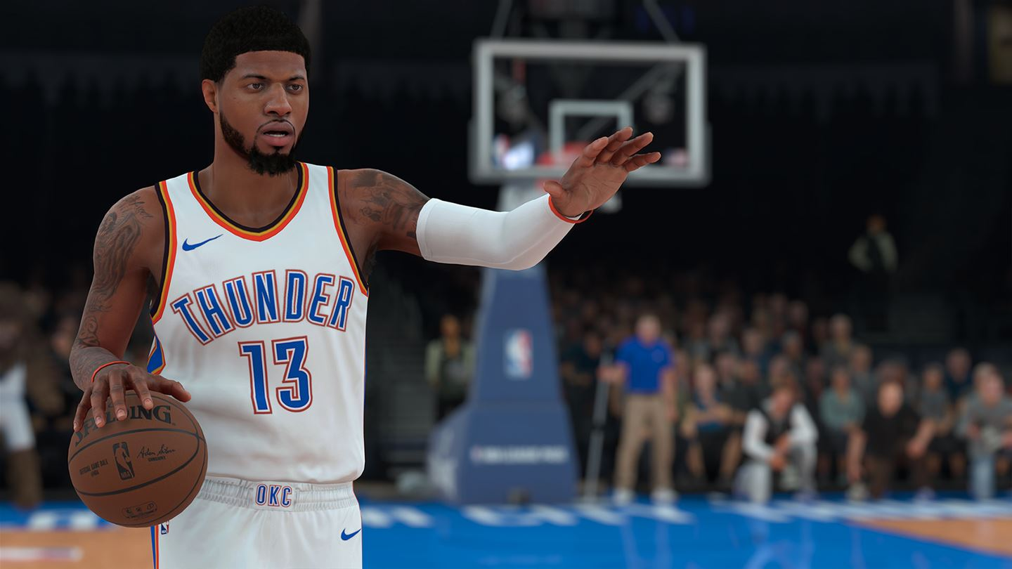 NBA 2K18 screenshot 12008
