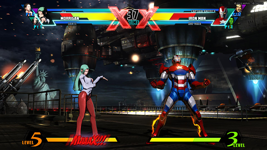 Ultimate Marvel Vs. Capcom 3 screenshot 9574