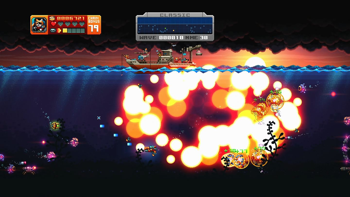AQUA KITTY UDX: Xbox One Ultra Edition screenshot 9557