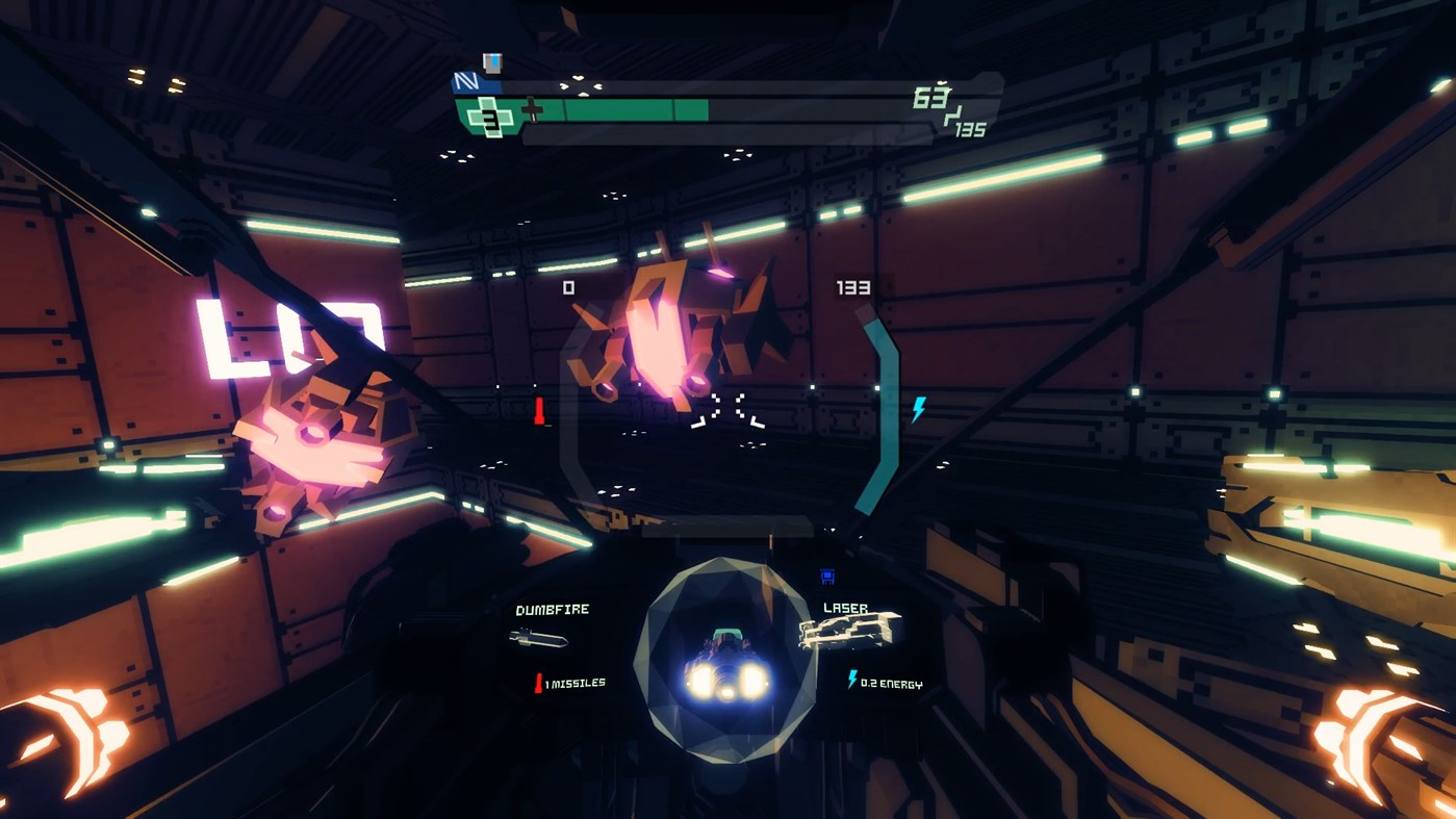 Sublevel Zero Redux screenshot 26020