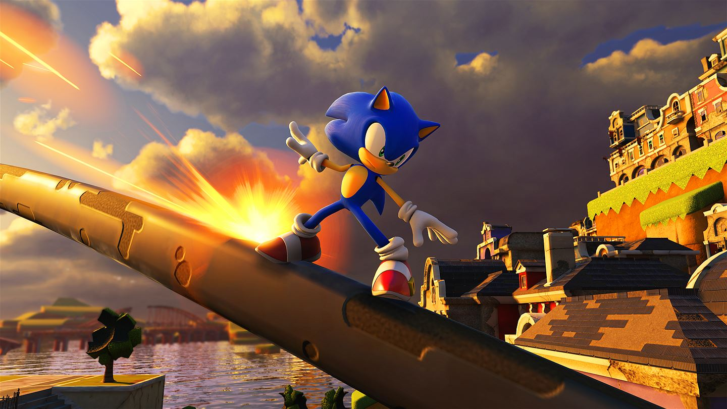 Sonic Forces screenshot 12648