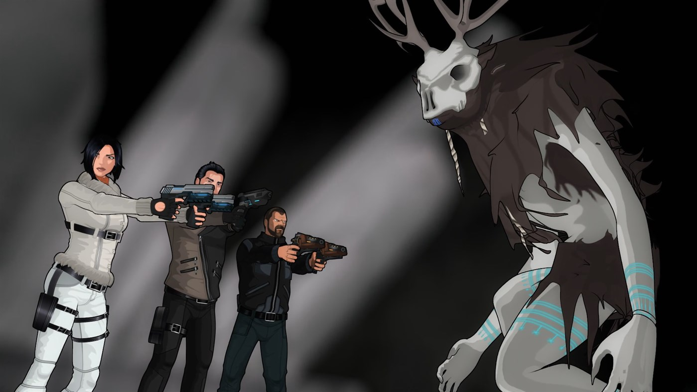 Fear Effect Sedna screenshot 25928