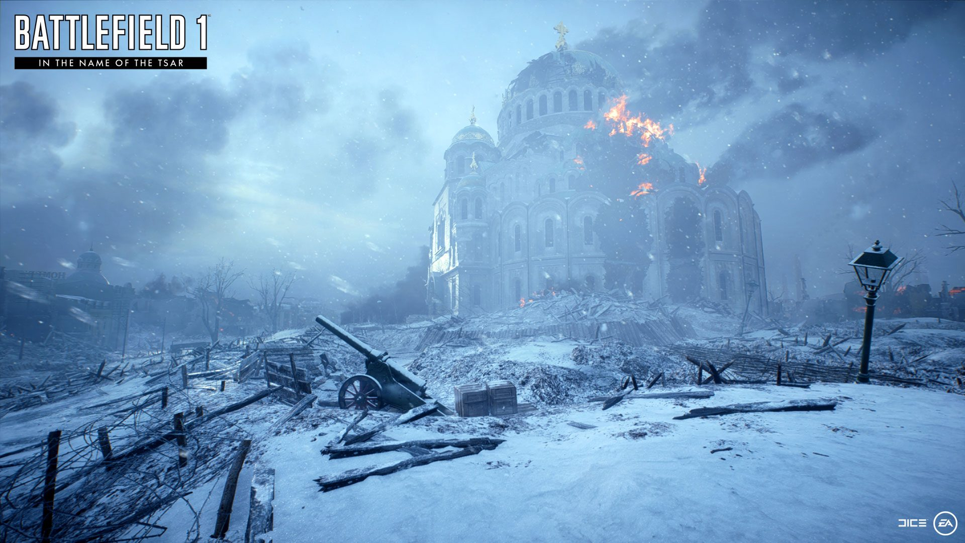 Battlefield 1 In The Name Of The Tsar Screenshots Image 12702