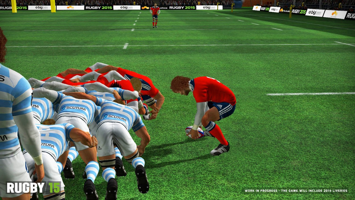 RUGBY 15 screenshot 1822