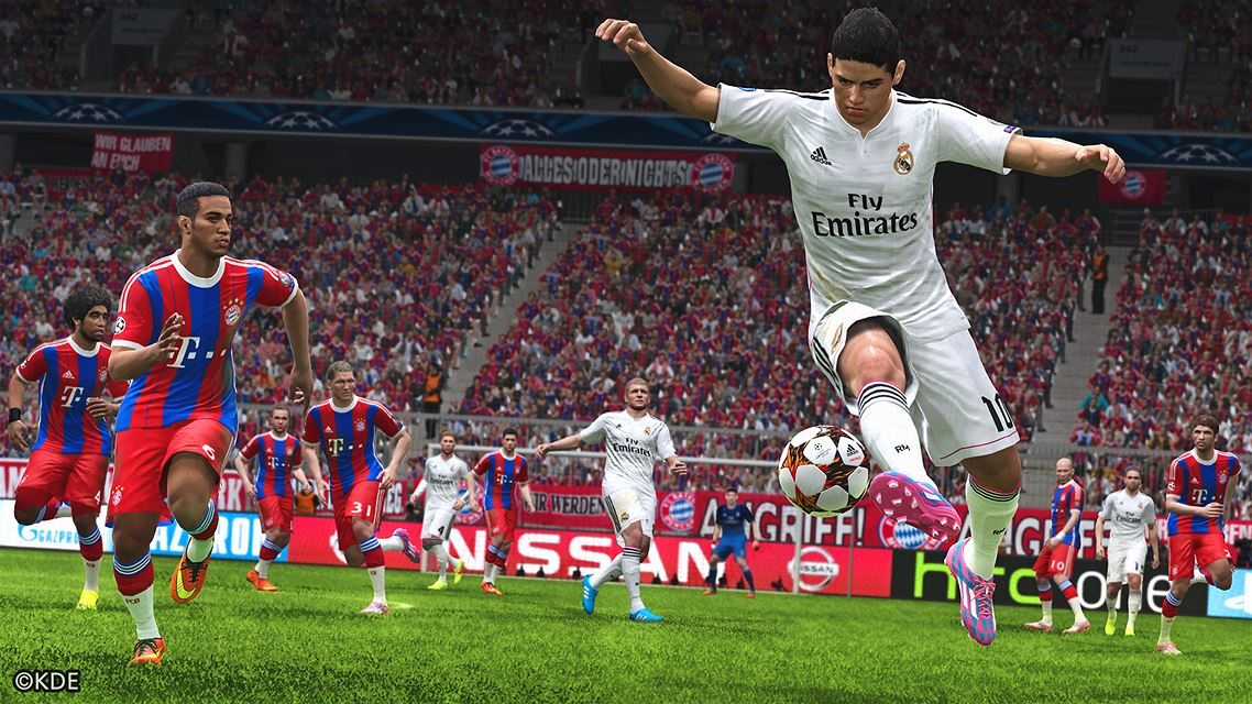 PES 2015 screenshot 1919
