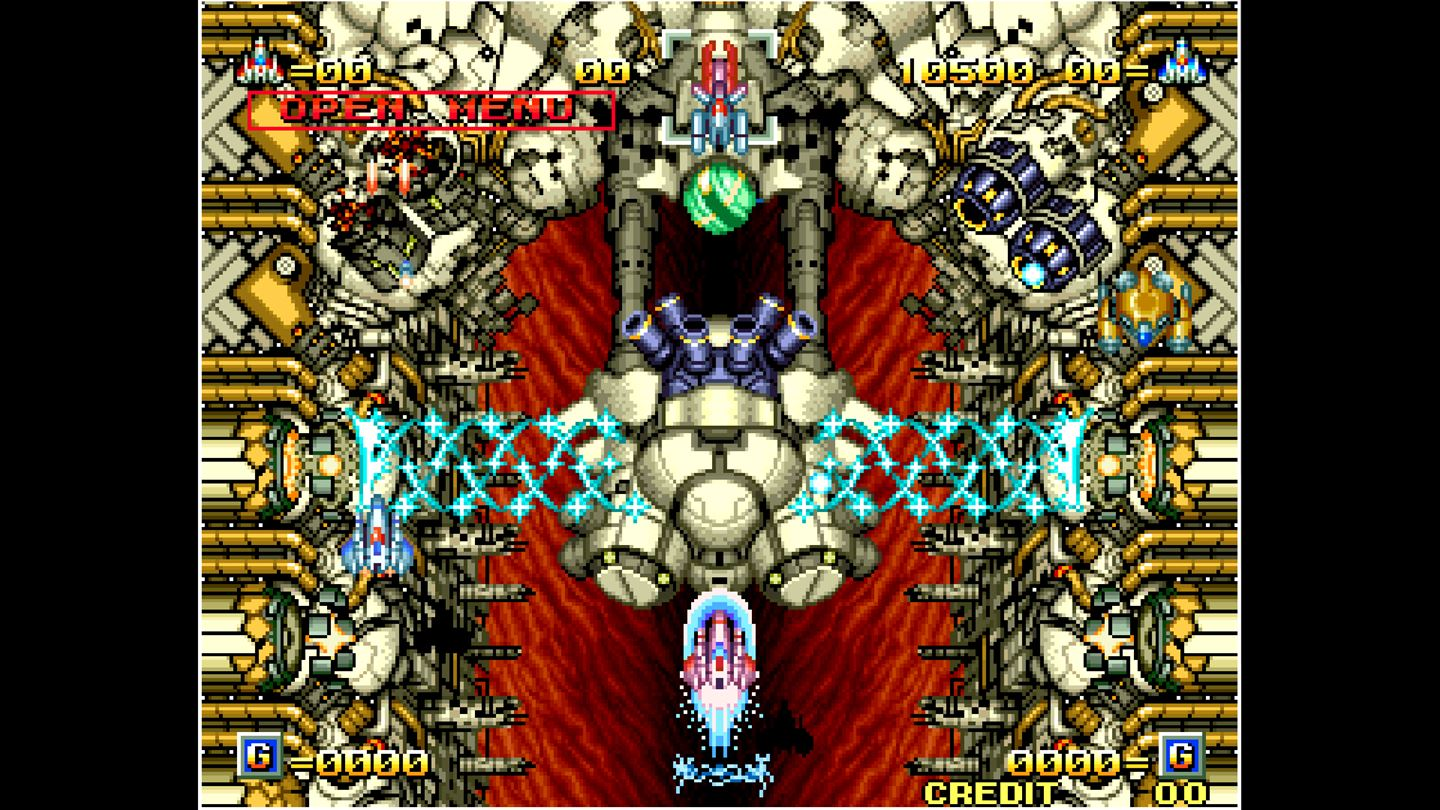ACA NEOGEO ALPHA MISSION II screenshot 10751