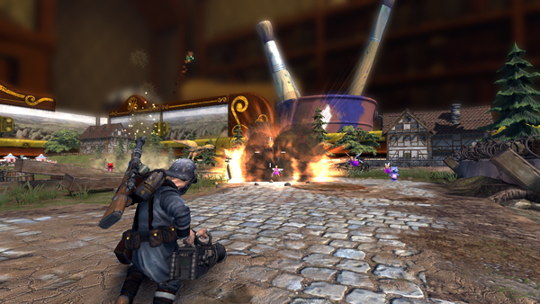 Toy Soldiers: War Chest screenshot 1404