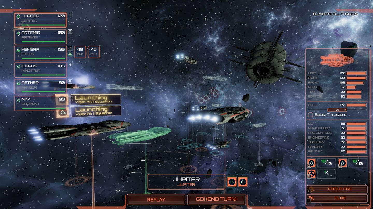 Battlestar Galactica Deadlock screenshot 13286