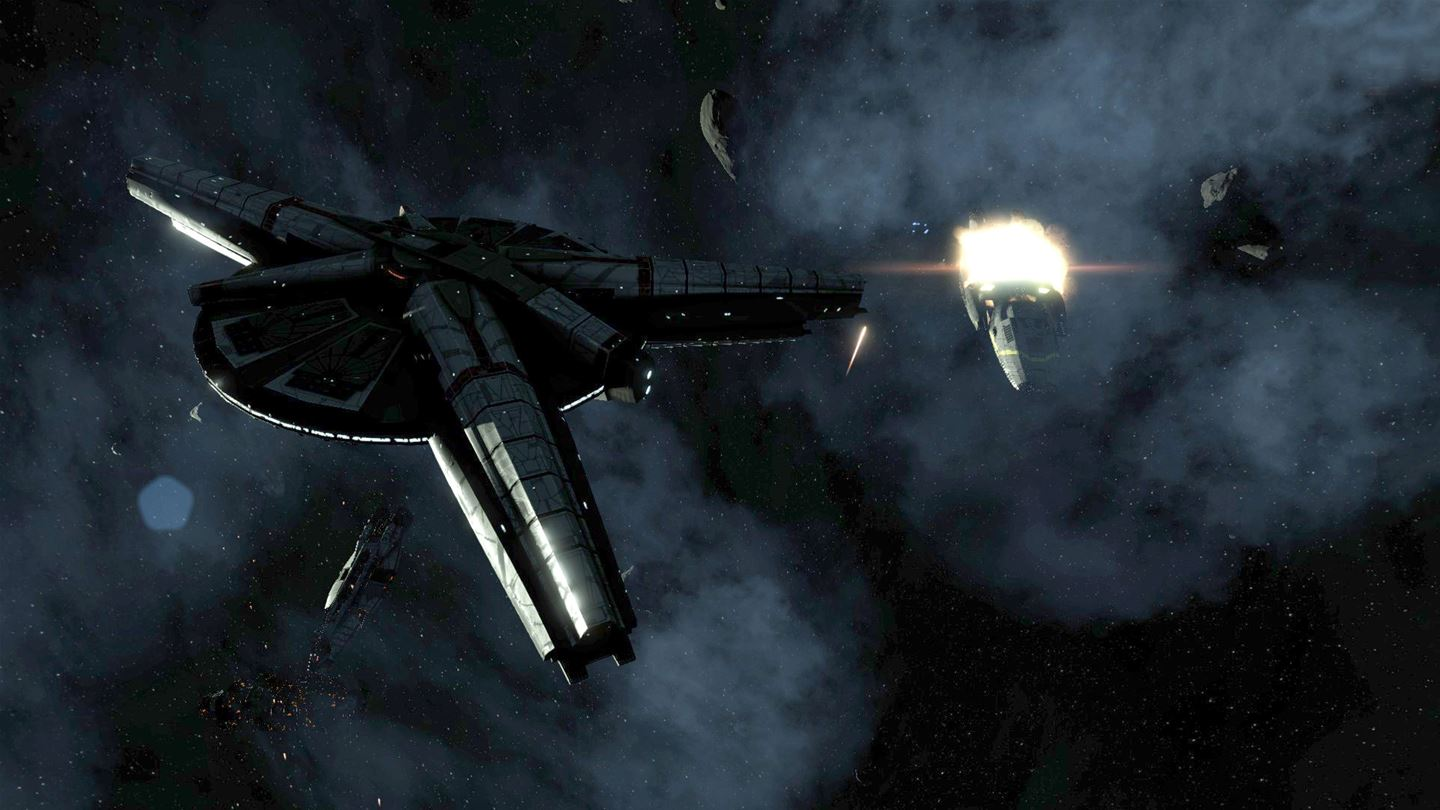 Battlestar Galactica Deadlock screenshot 13287
