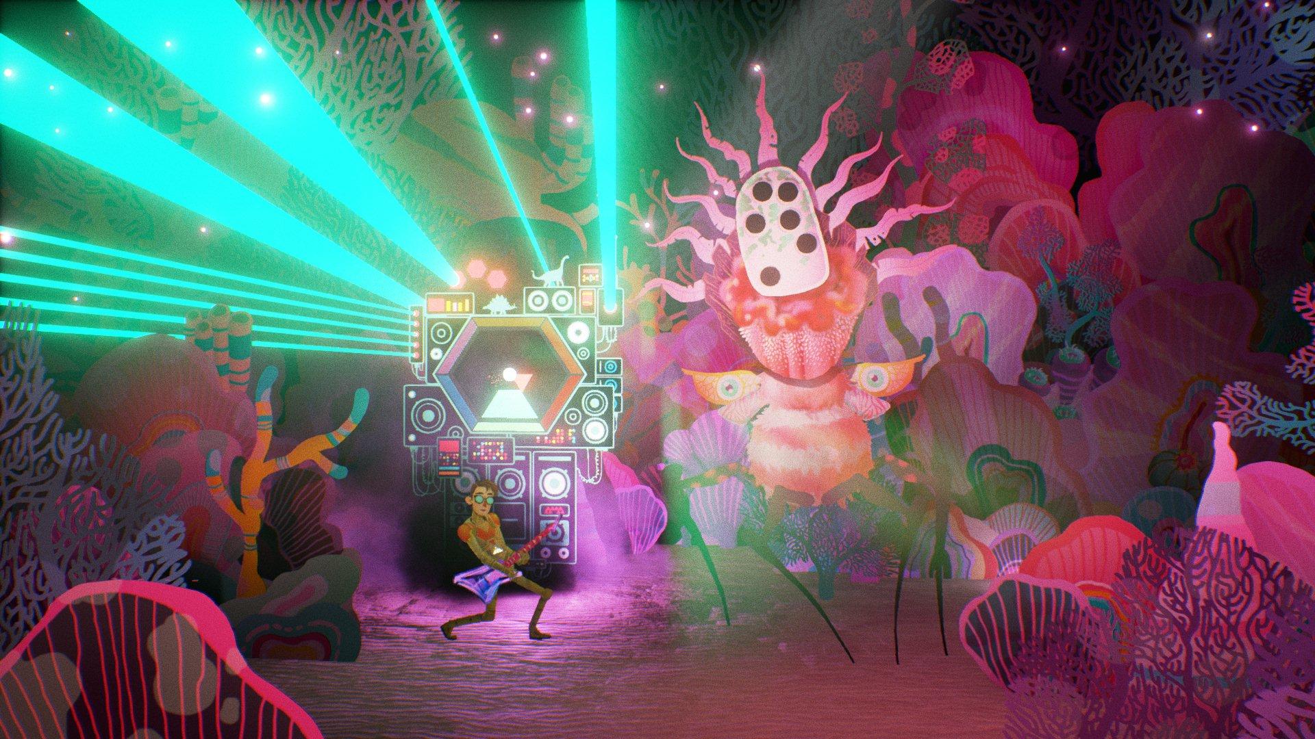 The Artful Escape Screenshots Image #23460 - XboxOne-HQ.COM