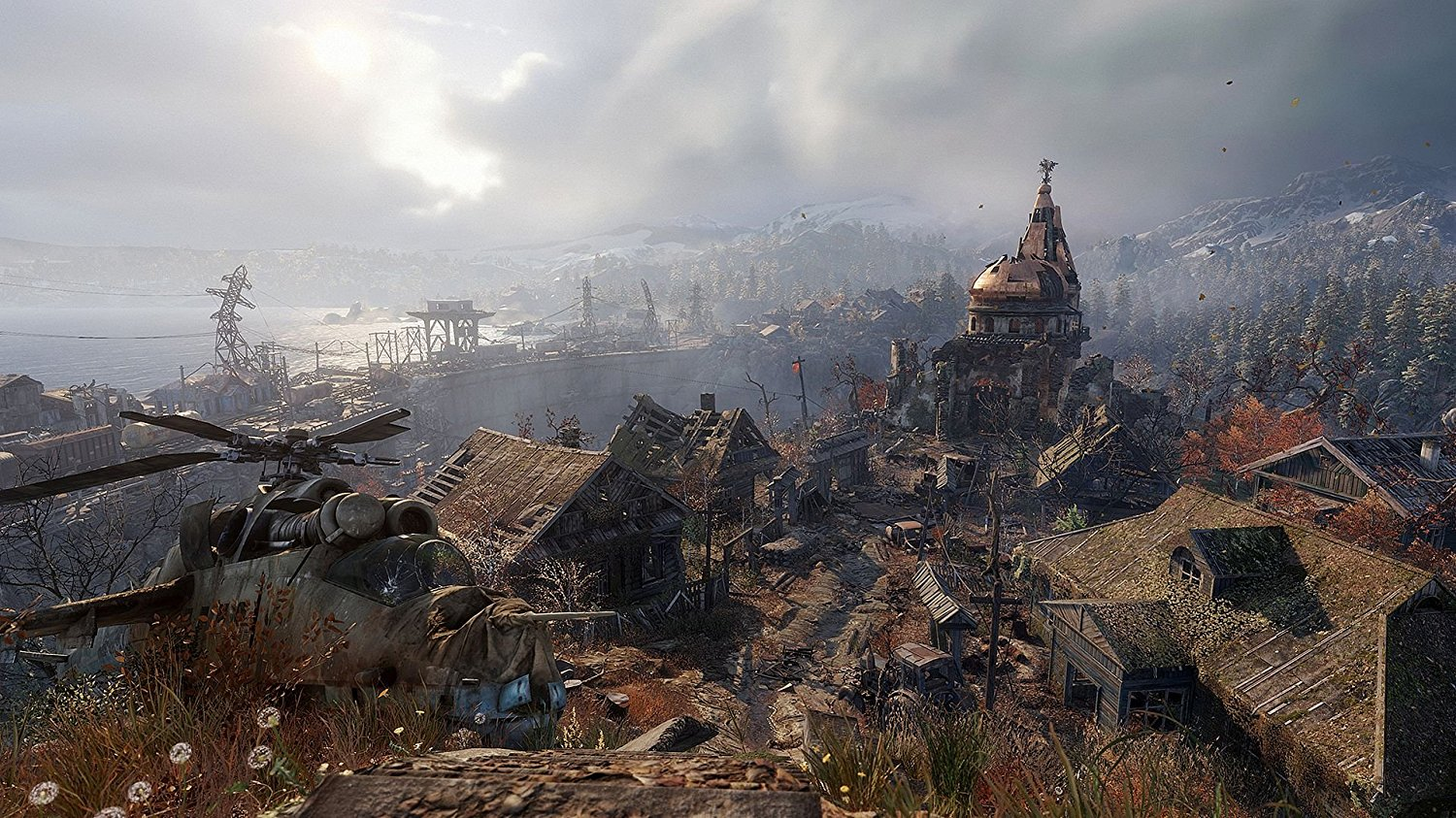 Metro Exodus screenshot 15263