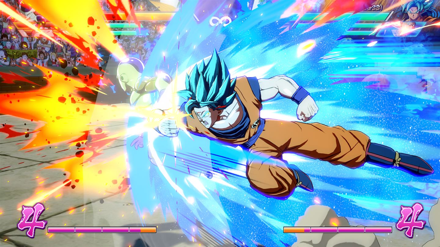 DRAGON BALL FighterZ screenshot 13685
