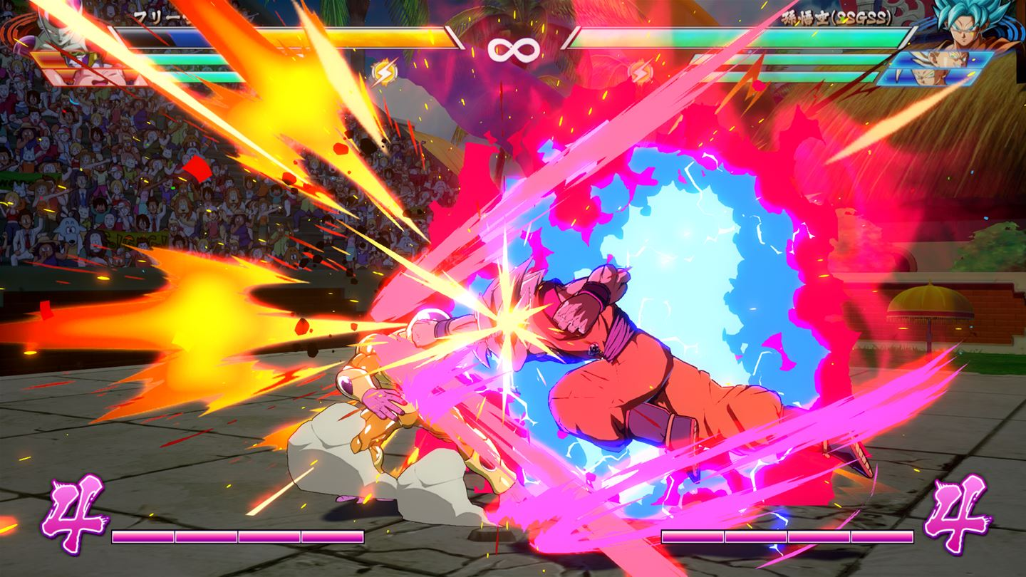 DRAGON BALL FighterZ screenshot 13688