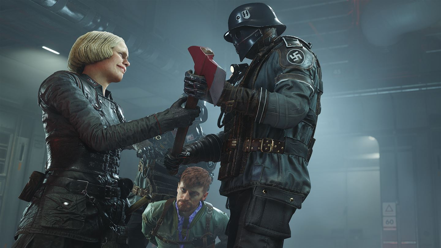 Wolfenstein II: The New Colossus screenshot 13083