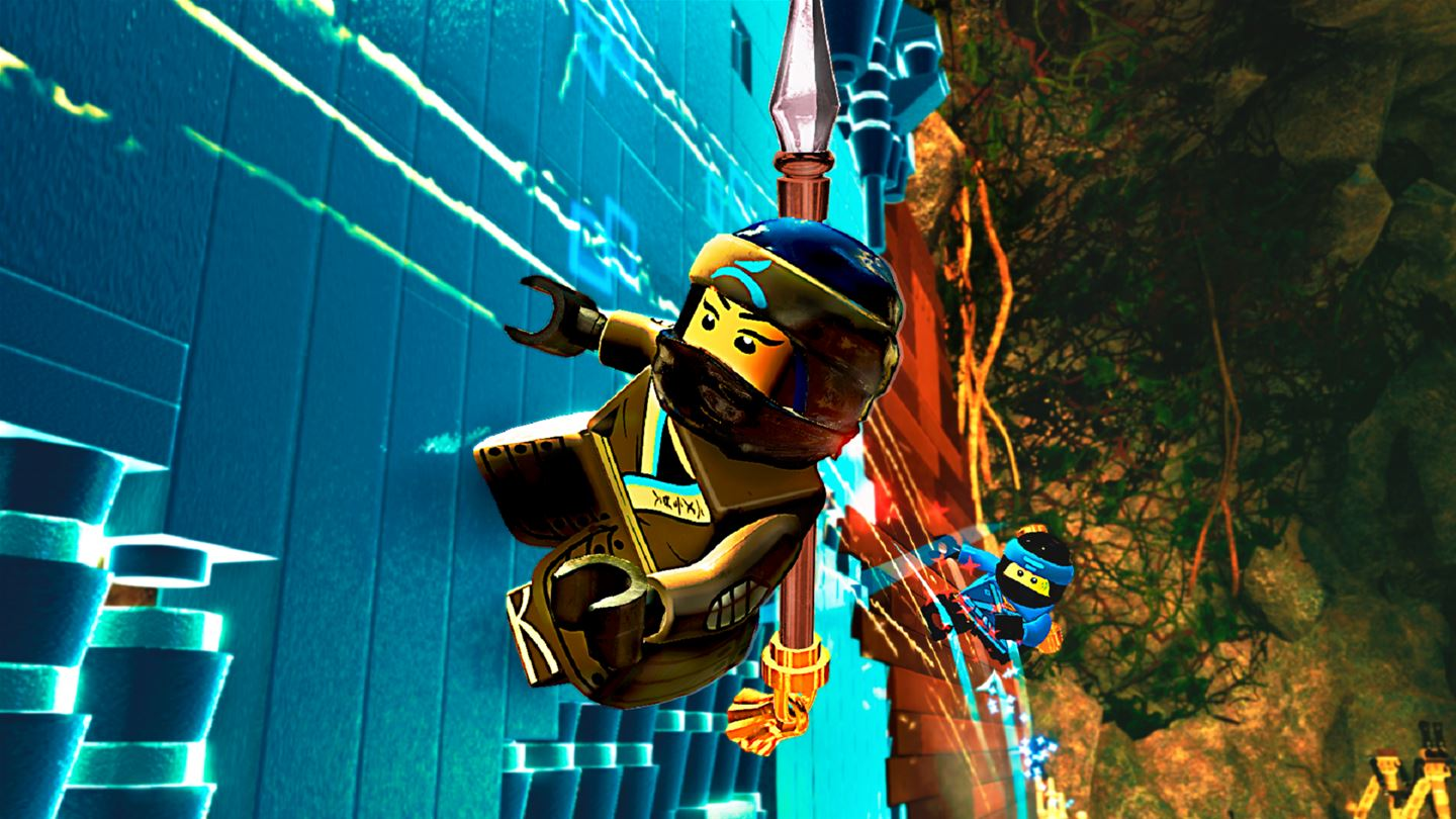 The LEGO Ninjago Movie Video Game screenshot 12550