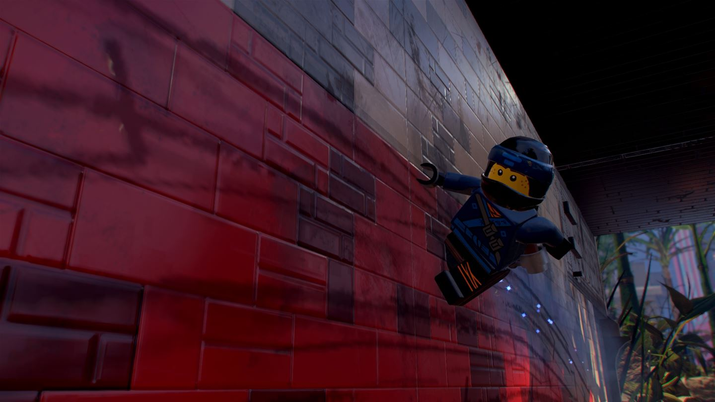The LEGO Ninjago Movie Video Game screenshot 12551