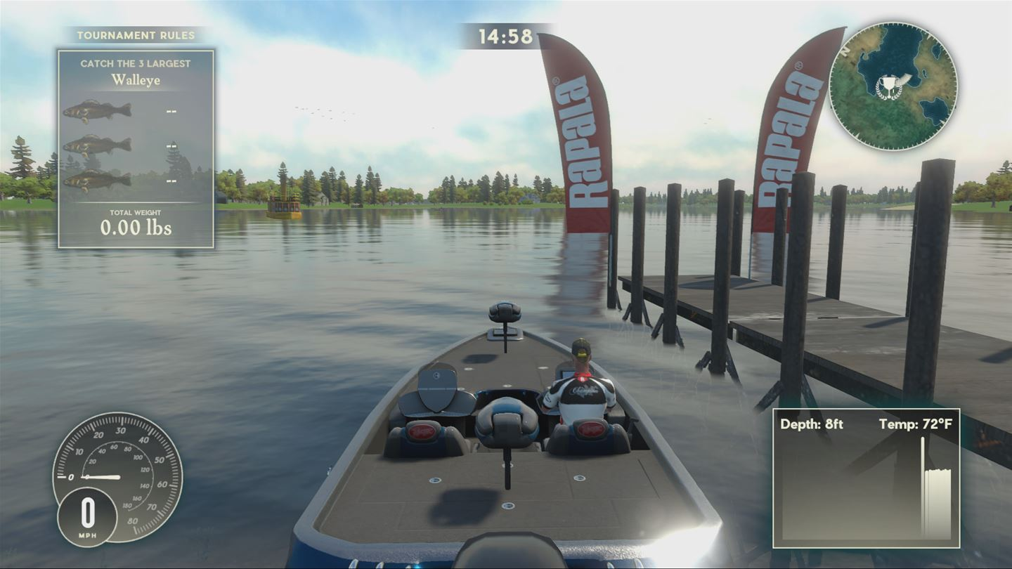 Rapala Fishing Pro Series screenshot 12410