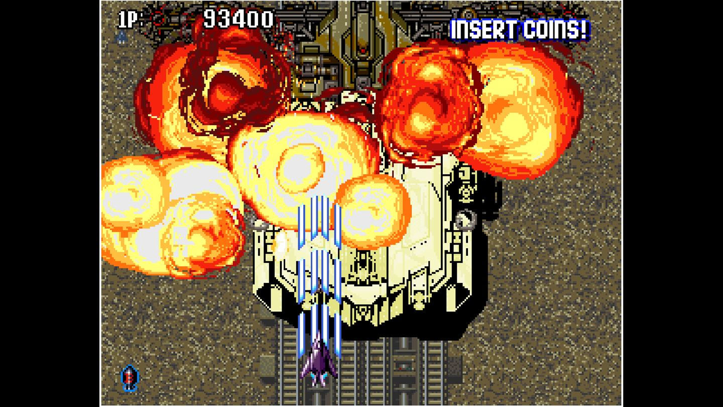 ACA NEOGEO: Aero Fighters 2 screenshot 11819
