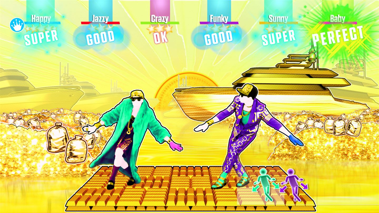 Just Dance 2018 screenshot 12879