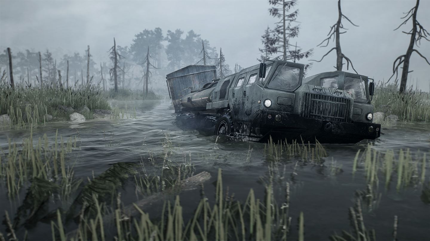 Spintires: MudRunner screenshot 13185