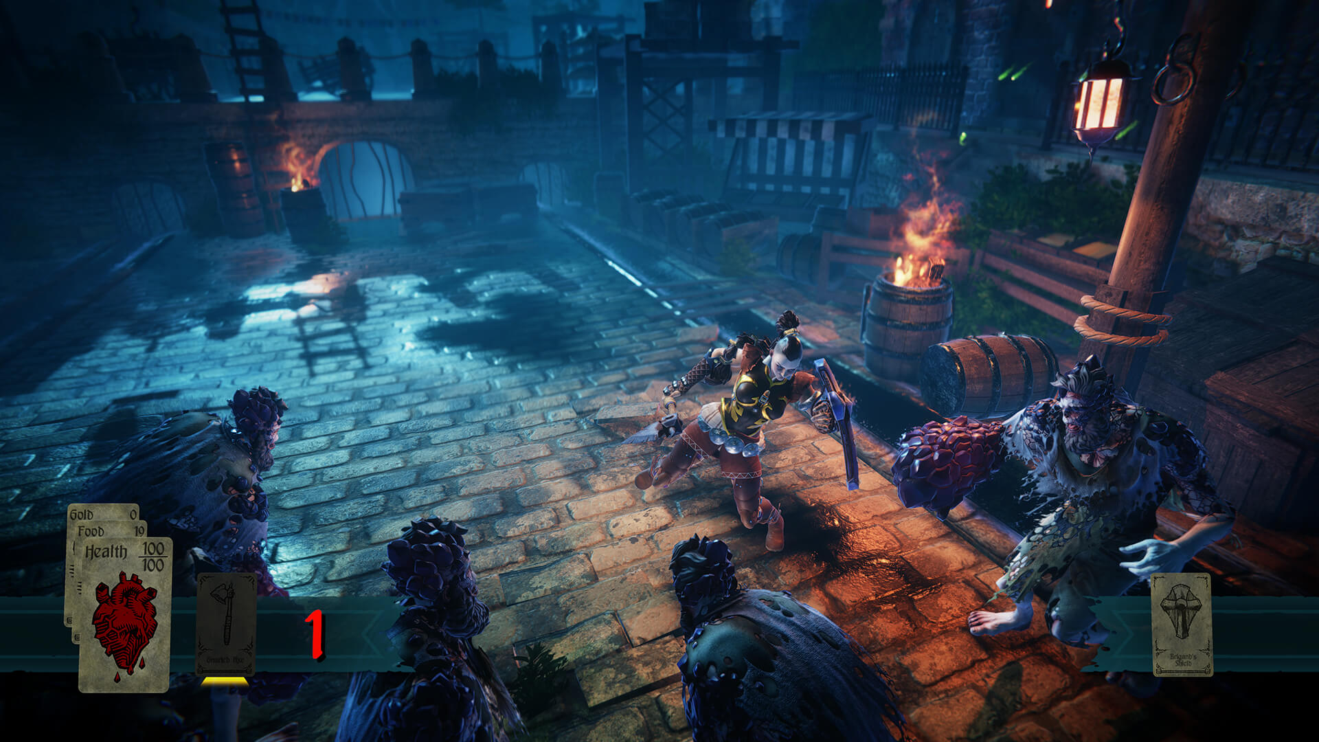 Hand of Fate 2 screenshot 12324