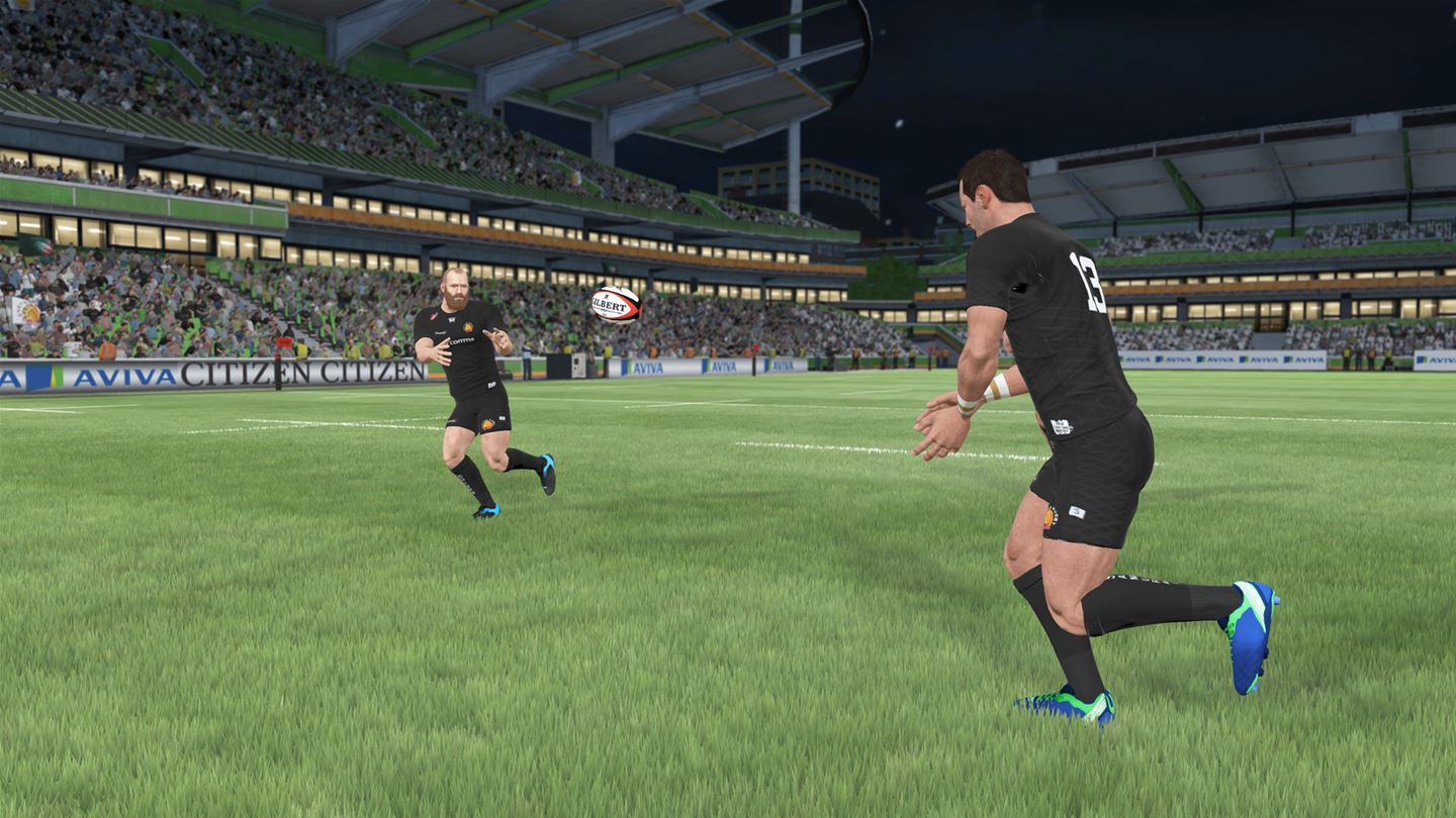 RUGBY 18 screenshot 13103